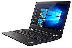 Ноутбук Lenovo ThinkPad L380 Yoga 13.3 FHD IPS AG/Intel i5-8250U/8/256F/int/W10P/Black