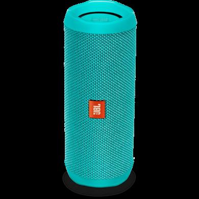 Bluetooth-колонка JBL Flip 4 Waterproof Portable Bluetooth Speaker Teal Витрина, фото 2