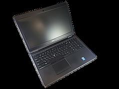 "Ноутбук DELL Latitude E5550 Intel Core i3-5010U 120Gb SSD 4Gb 15.6"" (1366 x 768) Win10 Pro UMA Вітрина"