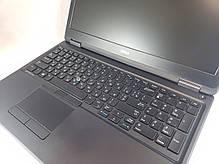 Ноутбук DELL Latitude E5550 Intel Core i3-5010U 120Gb SSD 4Gb 15.6'' (1366 x 768) Win10 Pro UMA Витрина, фото 2