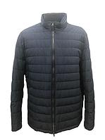 Куртка мужская демисезонная DSGdong 8127L 54 Темно-Синяя