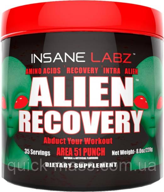 BCAA Alien Recovery Insane Labz 30 порций (236 грамм)