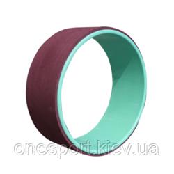 Колесо-кільце для йоги SPART(Rising) YW1001 (код 110-470079)
