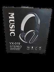 Дротові накладні навушники YX-019
