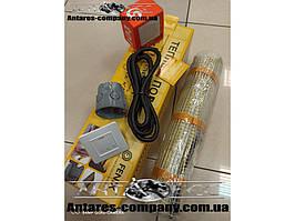 Тонкий кабель в мате со сплошным алюминиевым защитным экраном 9,2 м.кв 1850 серия Terneo S