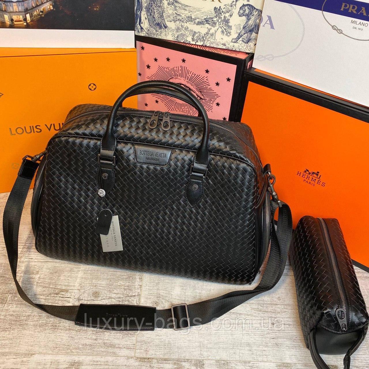 Велика спортивна сумка дорожня Bottega Veneta