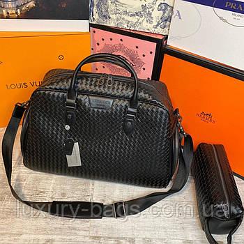 Большая спортивная сумка дорожная Bottega Veneta