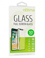 Защитное стекло Optima 5D для Xiaomi Redmi 9 (сяоми ксиоми редми 9)