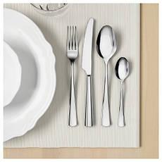СЕДЛИГ Столовый набор,24 предмета, нержавеющая сталь 40155311 IKEA, ИКЕА, SEDLIG, фото 2