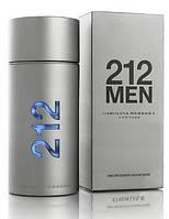 Мужская парфюмерия Carolina Herrera 212 Men