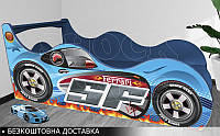 Кровать машина Феррари ШОК Драйв от 1400х700, фото 1