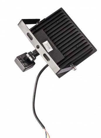 Прожектор светодиодный Евросвет EV-50-504D 50Вт с датчиком движения 6400К 4500Лм (000040908), фото 2
