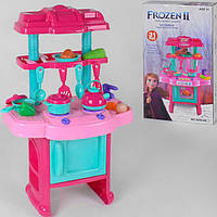 Игровой набор для девочки Liang Sheng No045 Кухня детская с аксессуарами