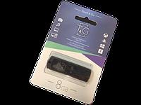 USB флешка Flash Drive 8Gb T&G Classic Black TG011-8GBBK Black original