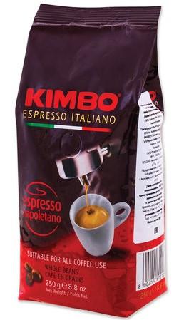 Кава в зернах Kimbo Espresso Napoletano 250 г