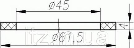 Уплотнение 292.126