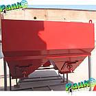 Шнековий бункер 0,6 м³ для твердого палива в котел  25-50 кВт, фото 3