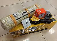 Мат електрический для обогрева дома или дачи, 1,4 м2 с цифровым регулятором Terneo ST