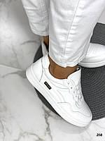 Кроссовки белые Sport, фото 1
