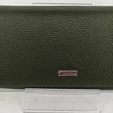 Класичний жіночий гаманець / Классический женский кошелек Balisa C8806-030 green, фото 4