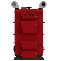 Altep Trio 80 кВт (Альтеп) эффективный твердотопливный котел длительного горения гарантия 6 лет