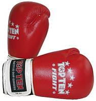 "Боксерские перчатки TopTen ""FIGHT"""
