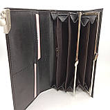 Класичний жіночий гаманець / Классический женский кошелек Balisa C88200-144 black, фото 7