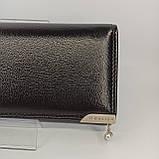 Класичний жіночий гаманець / Классический женский кошелек Balisa C88200-144 black, фото 4