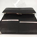 Класичний жіночий гаманець / Классический женский кошелек Balisa C88200-144 black, фото 8