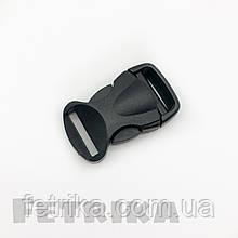 Фастекс черный 45*25 мм