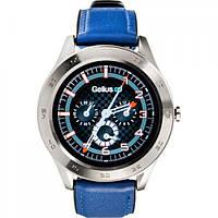 Смарт-часы Gelius Pro GP-L3 (URBAN WAVE 2020) (IP68) Silver/Dark Blue (Pro GP-L3 (URBAN WAVE 2020) Dark Blue)
