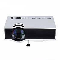 Проектор портативный мультимедийный RIAS PRO-UC40 White-Black (2_007690)
