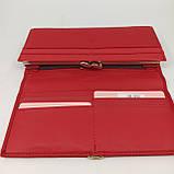 Класичний жіночий гаманець / Классический женский кошелек Balisa C88200-142 red, фото 7