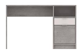Стол письменный GAP цвет вудкон + белый