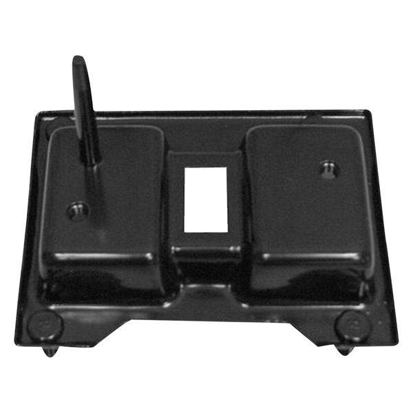 Крепеж заднего бампера Hyundai Elantra HD 06-10 правый (FPS) 866422H000