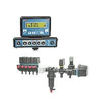 Система компьютерного управления BRAVO-180 5 секционная, расходомер электромагнитный Италия