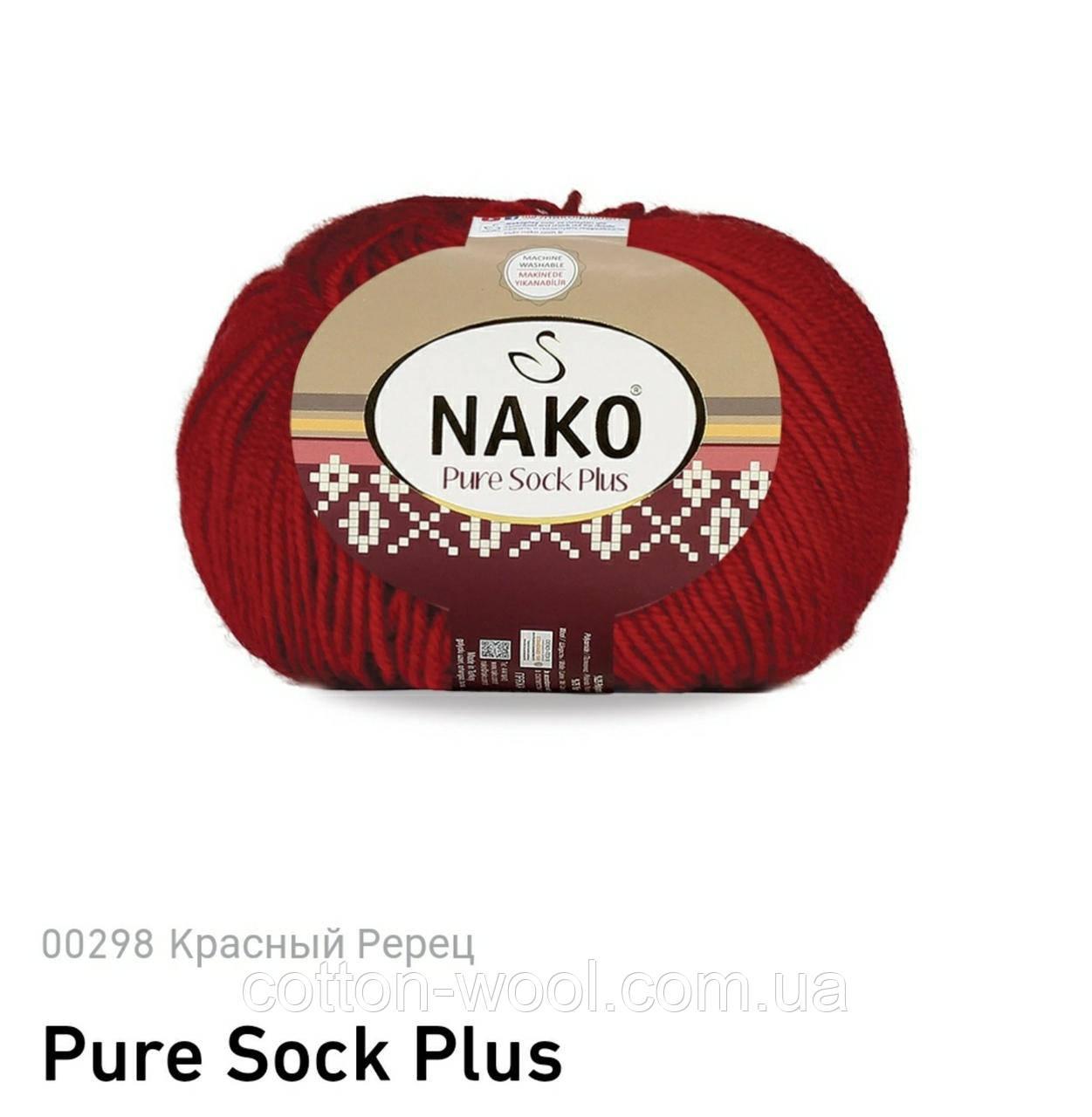 Nako Pure Socs Plus (Пур Сокс Плюс) 298