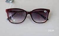 Сонцезахисні окуляри з діоптріями для жінок Модель 0634, фото 1