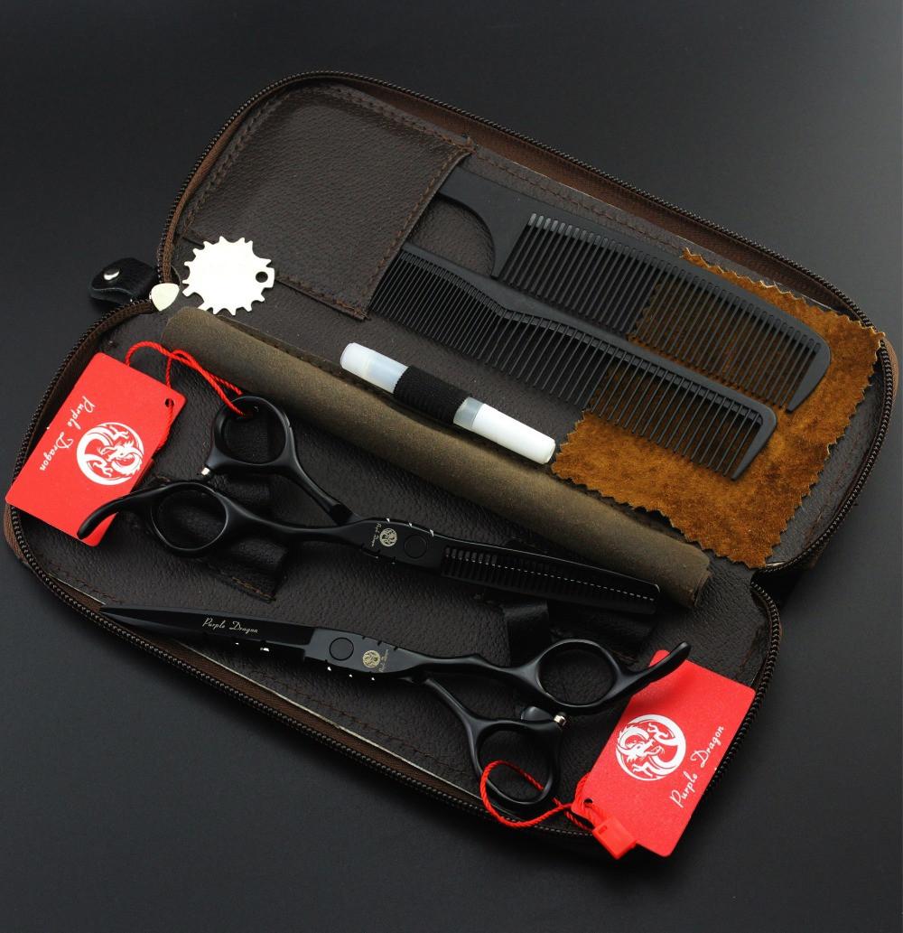 SMITH CHU SMHL01  6  дюйма набор профессиональных ножниц для стрижки волос JP440C 9cr13 чехол