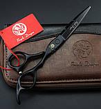 SMITH CHU SMHL01  6  дюйма набор профессиональных ножниц для стрижки волос JP440C 9cr13 чехол, фото 5