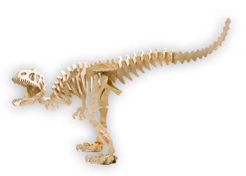 "3D пазл ""Аллозавр"" Д2, фото 2"