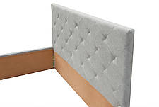 Ліжко Атланта 1,60 м. (асортимент оббивки), фото 2