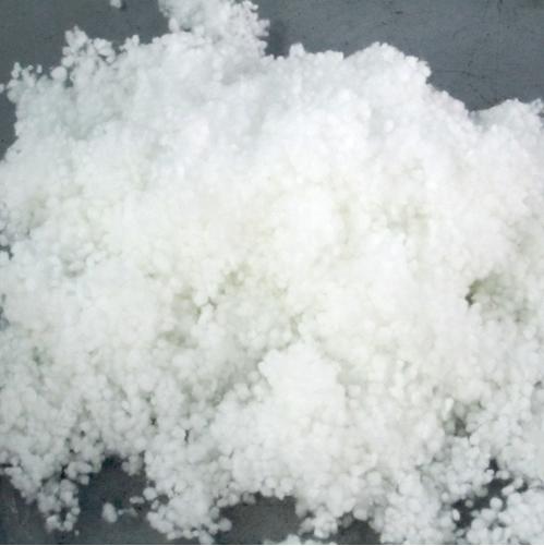 Наполнитель полиэфирный (холлофайбер, первичный 5 кг), шарики, цвет белый