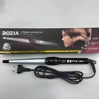 Конусная плойка для завивки локонов Rozia HR715