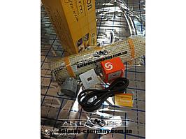 Двухжильный нагревательный кабель в мате  In-Term (Fenix, Чехия)  9,2 м.кв 1850 вт серия Terneo ST