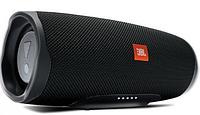 Портативная колонка JBL Charge 4 (Bluetooth, FM, USB, 2 динамика, Soft touch) черная