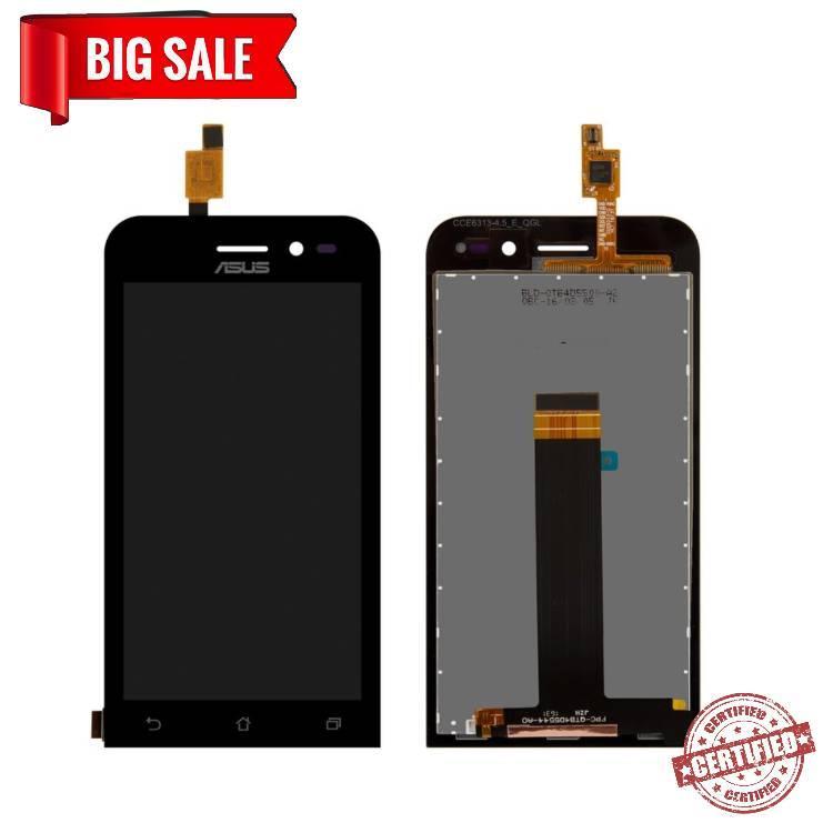 Модуль (сенсор+дисплей) Asus ZenFone Go (ZB452KG) чорний
