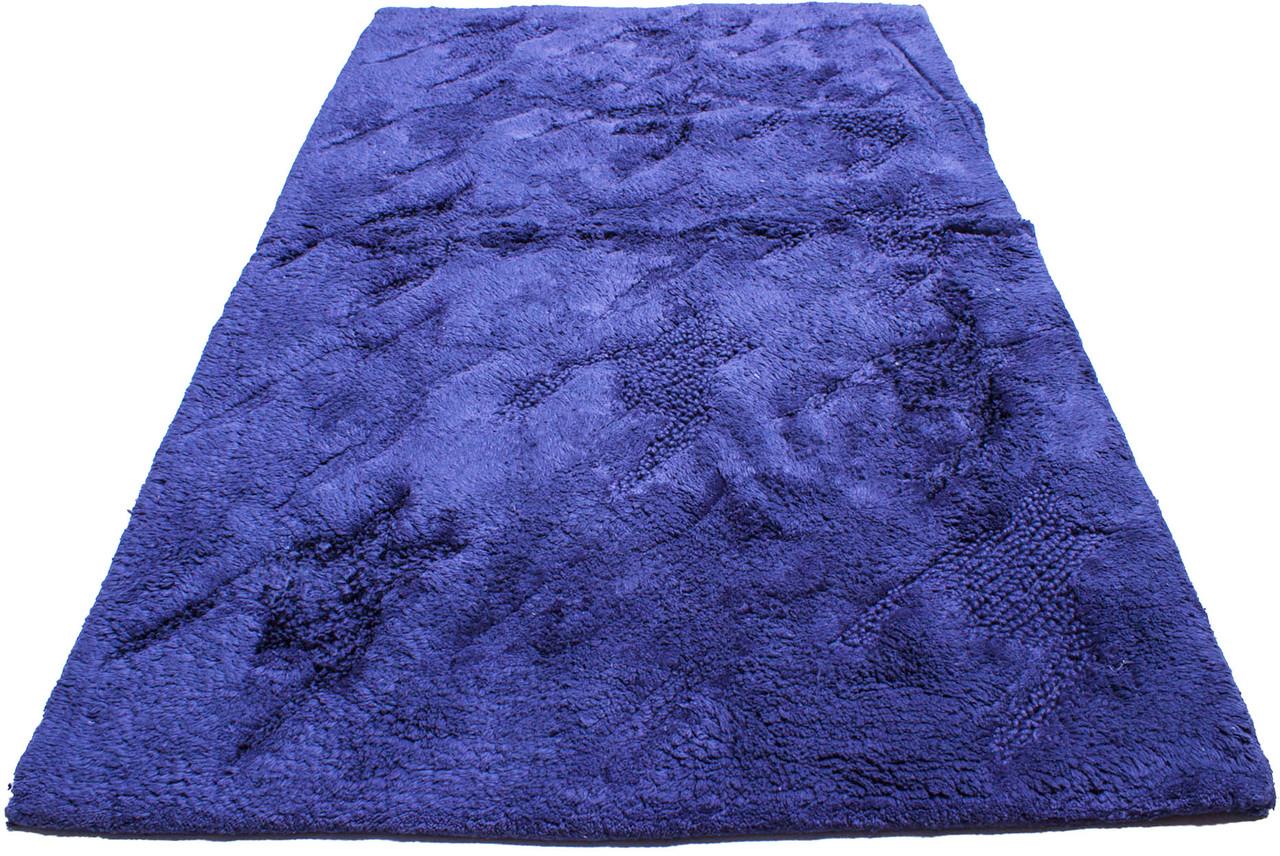 Коврик 5708 BANIO 1,2Х1,8 Темно-синий прямоугольник
