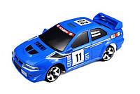 Автомодель р/у 1:28 Firelap IW04M Mitsubishi EVO 4WD (синий), фото 1