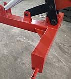 Грабли солнышко на минитрактор 4 колеса (колесо Ø1200мм, спица Ø6мм), фото 10